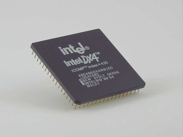 Intel 486DX4-100 CPU