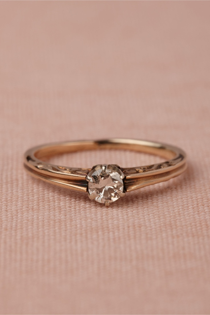56 best minimalist bride - rings images on Pinterest | Alternative ...