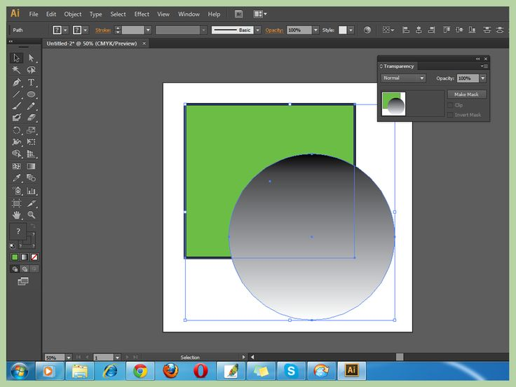 """El programa """"Adobe Illustrator"""" se usa por diseñadores gráficos para crear logos en 3D, gráficas y demás documentos de publicación. A diferencia de programas como Adobe Photoshop, Illustrator no tiene una herramienta de """"recorte"""" para camb..."""