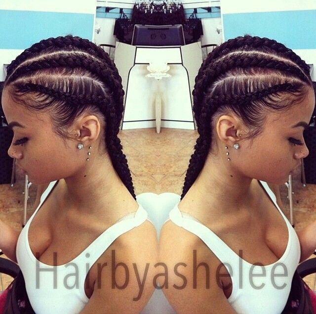 cornrows/braids