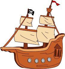 Résultat De Recherche D Images Pour Bateau Pirate Dessin Couleur