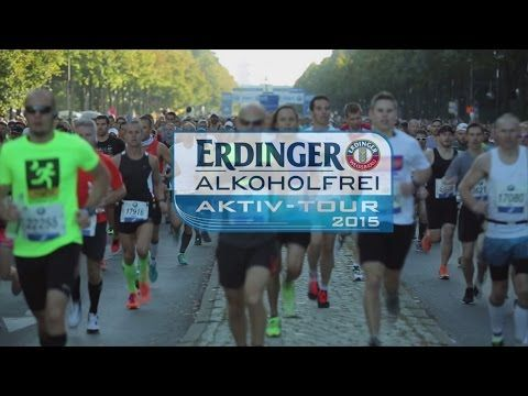 ERDINGER Alkoholfrei | Marathon Berlin 2015