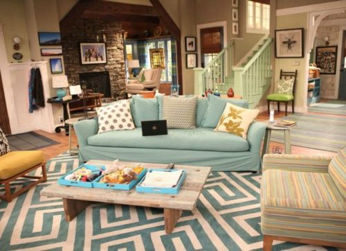 Good Luck Charlie Living Room Part 2