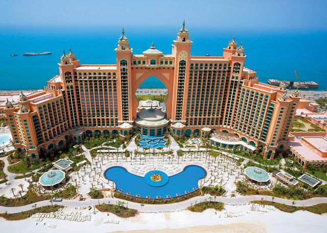 Atlantis The Palm Hotel Dubai In 2020