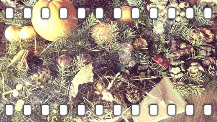 Stroik świąteczny  Autor: Justyna Burza #QSQ #Christmas #tree #ornament #inspiration #idea #decor