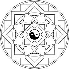 Resultat d'imatges de dibujos de mandalas