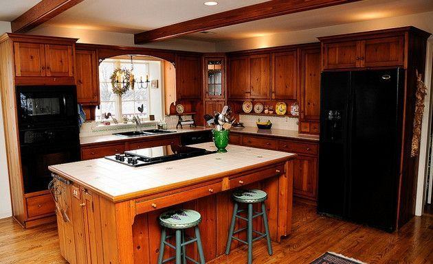128 best las mejores ideas para una cocina images on for Decoracion de cocinas rusticas