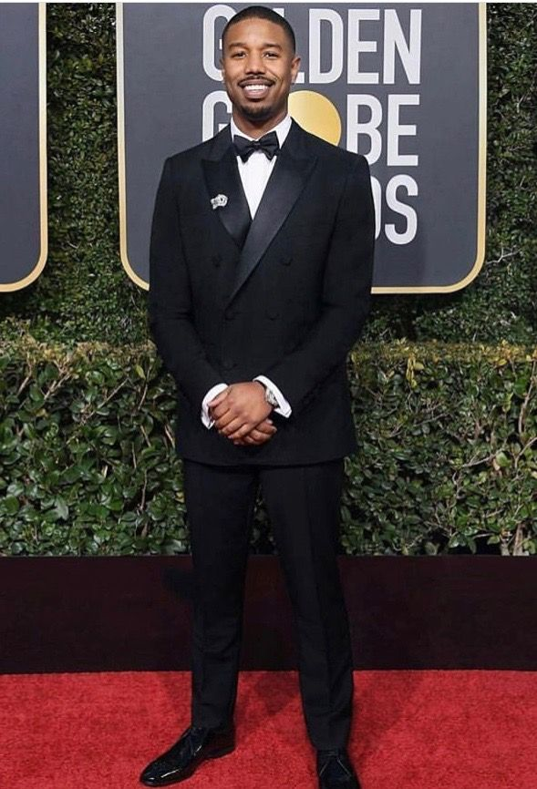 19e221a45b7 How to dress like a leading man Exhibit A. Double Breasted Tuxedo