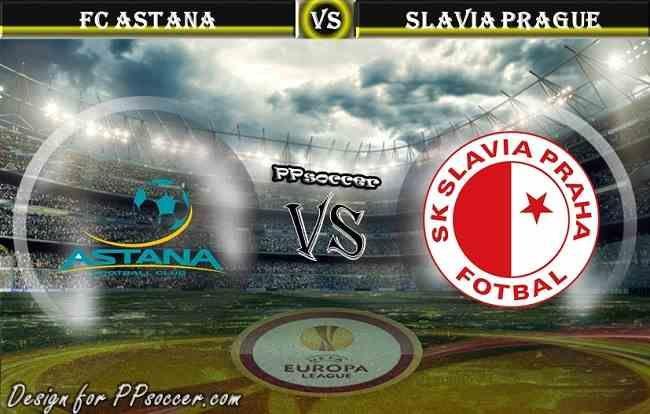 FC Astana vs Slavia Prague Predictions 28.09.2017