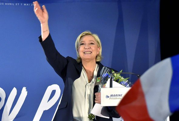 Macron leads France election polls - but this is how Marine Le Pen could still win - https://newsexplored.co.uk/macron-leads-france-election-polls-but-this-is-how-marine-le-pen-could-still-win/