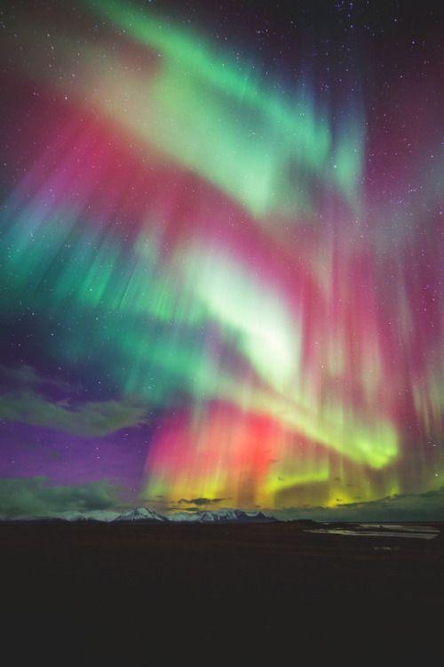 banshy: Northern Lights by Daniel Viñé Garcia - Magical Nature Tour