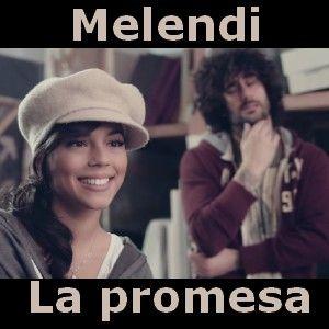 Acordes D Canciones: Melendi - La promesa