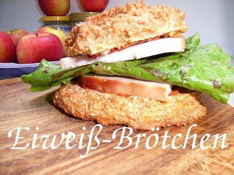 Receta para elaborar pan de proteínas con huevos y sin harina