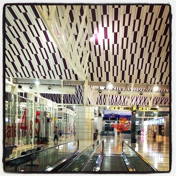 #indonesia #airport #makassar #webstagram