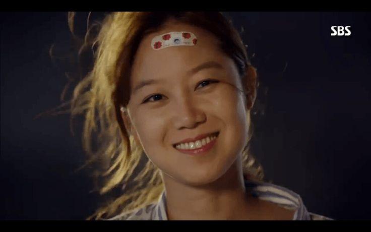 #ItsOkayThatsLove Gong Hyo Jin, she's exactly my muse.