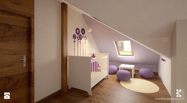 Pokój dziecka styl Nowoczesny - zdjęcie od Klaudia Tworo Projektowanie Wnętrz - Pokój dziecka - Styl Nowoczesny - Klaudia Tworo Projektowanie Wnętrz