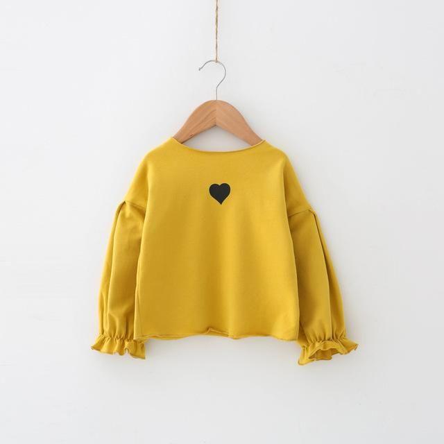 Toddler Baby Girls Pullover Sweatshirt Little Kid Boys Pineapple Print Sweater Top 2-7t