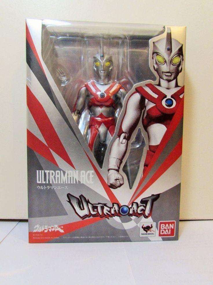 Ultraman Ace Ultra Act Tamashii Nations Bandai Japan