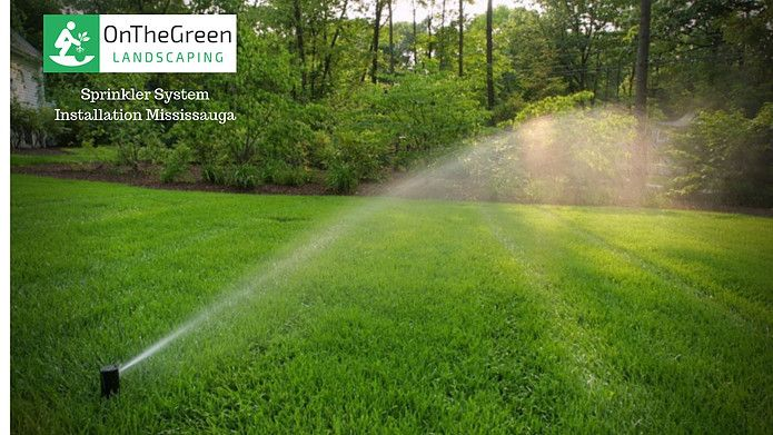 Save Time And Water Using A Lawn Sprinkler System Lawn Sprinkler