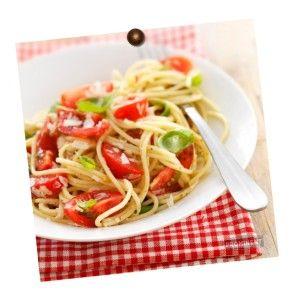 À la minute tomatenpasta #samensterk