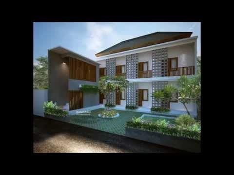 Desain Rumah Kost Mahasiswa Pelajar 2015