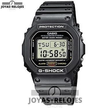 ⬆️😍✅ CASIO G-Shock DW-5600E-1VER ✅😍⬆️ Fantástico Modelo de la Colección de Relojes Casio PRECIO 71.72 € Lo puedes comprar en 😍 https://www.joyasyrelojesonline.es/producto/casio-g-shock-dw-5600e-1ver-reloj-de-hombre-de-cuarzo-correa-de-resina-con-cronometro-alarma/ 😍 ¡¡No los dejes Escapar!!