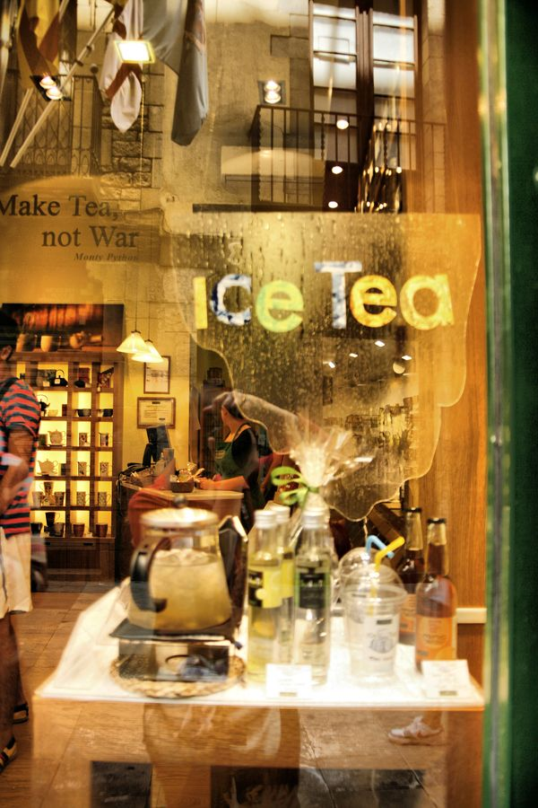17 best images about mexican coffee shop on pinterest - Tea shop barcelona ...