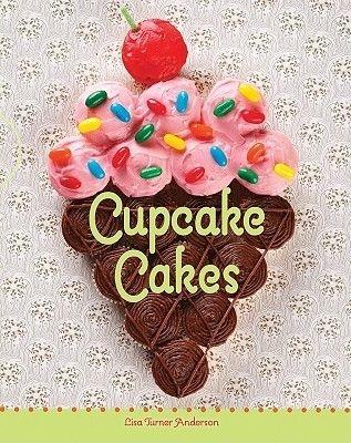 Cupcakes en forma de helado
