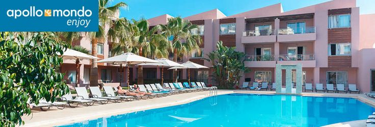 Stellina Royal, All inclusive. Flott hotell