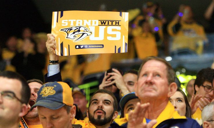 """Nashville Predators and PK Subban embracing non-traditional status = Attending a Nashville Predators game can best be described as a combination of attending a college hockey game, going to a show at your favorite noisy honky-tonk, and spending your evening at a high school football game under the Friday night lights. """"The atmosphere and experience of….."""