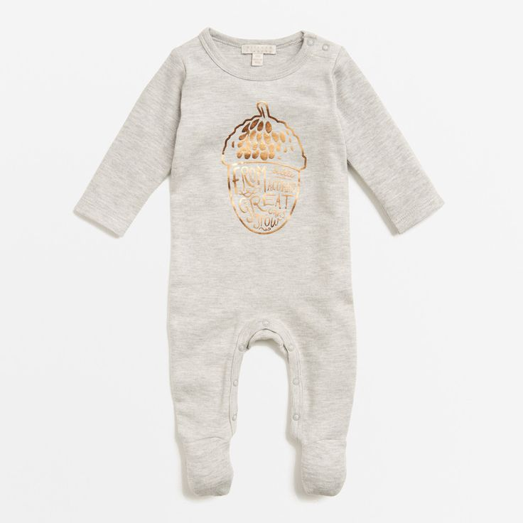 Willows Children's Boutique | Great Oaks Growsuit | by Wilson & Frenchy | Baby Unisex Clothes | Online Baby Boutique
