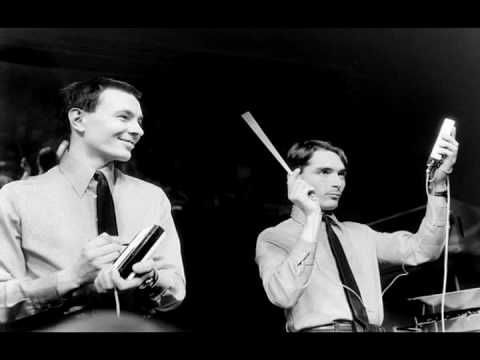 """The Voice of Energy (Hammersmith Odeon, London)"" - Kraftwerk - Absolutely incredible."