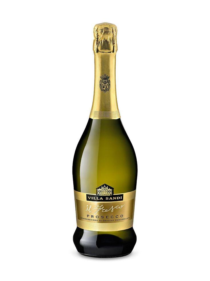 Villa Sandi Il Fresco Prosecco Treviso DOC, Italy  Natalie's Score: 89/100  http://www.nataliemaclean.com/wine-reviews/villa-sandi-il-fresco-prosecco/247884%20%20 #wine