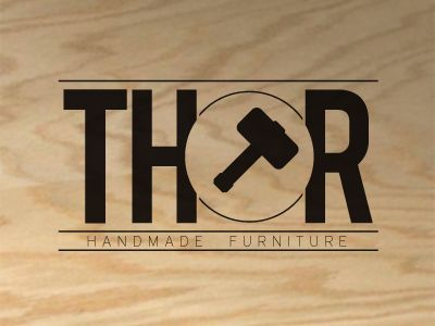 Thor Logo - by Shane Rielly