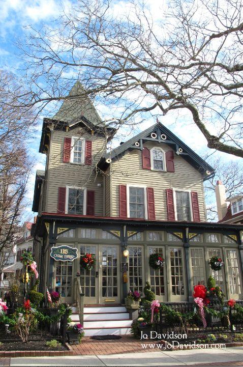 Victorian Home the Fairthorn Inn Cape May