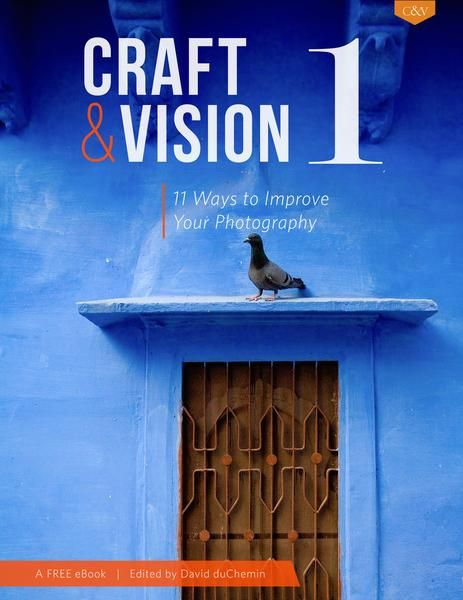 Free eBook from Craft & Vision. Their free eBooks are just as good as their paid eBooks!