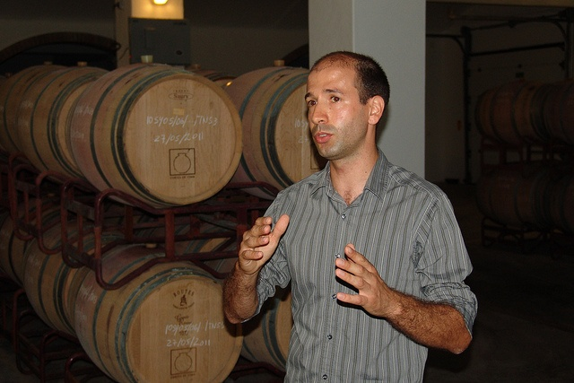 Winemaker Hugo Almeida