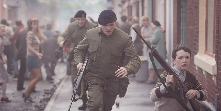 TIFF.net | '71 Thrilling, tense, and directed with prodigious confidence, '71 announced itself as one of the best films at this year's Berlin Film Festival. Its director, Yann Demange, wasn't well known outside the UK. That's about to change.