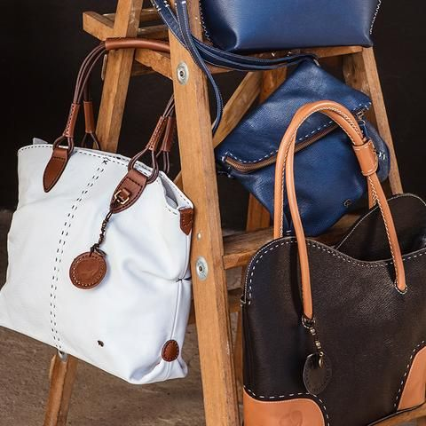 Tsonga Leather Shoes And Bags Made In Africa Usa Handbags Pinterest