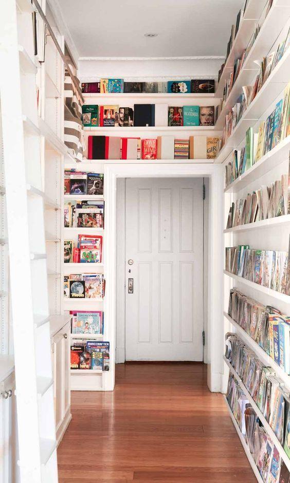 29 Ideas To Use IKEA Ribba Ledges Around The House