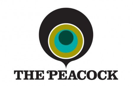 The Peacock . Logoed