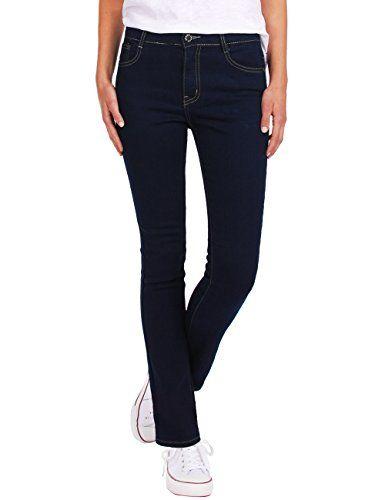 nice Fraternel Damen Jeans Hose straight cut normal waist gerade Dunkelblau XL / 42 – W33 Check more at https://designermode.ml/shop/77028031-bekleidung/fraternel-damen-jeans-hose-straight-cut-normal-waist-gerade-dunkelblau-xl-42-w33/