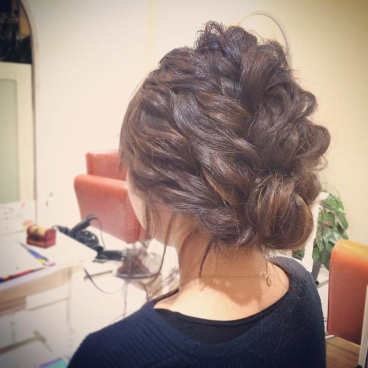 today's hair style☆  おはようございます☆ ツイストでモフモフヘア  #ヘアセット #セット #ヘアアレンジ #アレンジ #アップスタイル #シニヨン  #波ウェーブ #ツイスト #ねじねじ #ふわふわ #後れ毛 #シンプル #結婚式 #ルーズ  #フェミニン #ブライダル #パーティー #二次会 #ありがとう #京都 #京都駅前 #t2style #love  #courarir #courarirhair #courarirkyotoekimae #courarirhairkyotoekimae