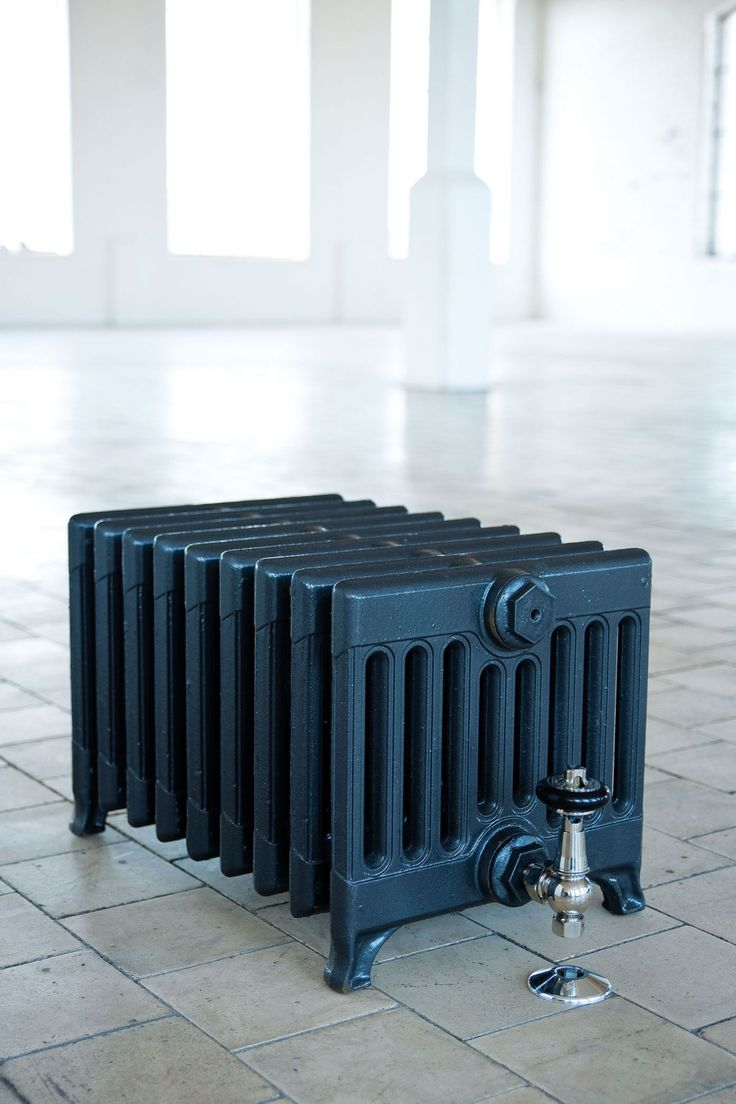 Arroll Victorian 9 Cast Iron Radiator Cast Iron Radiators from Period House  Store.