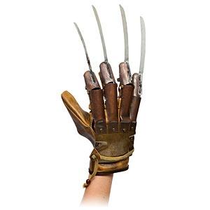how to make a freddy krueger glove