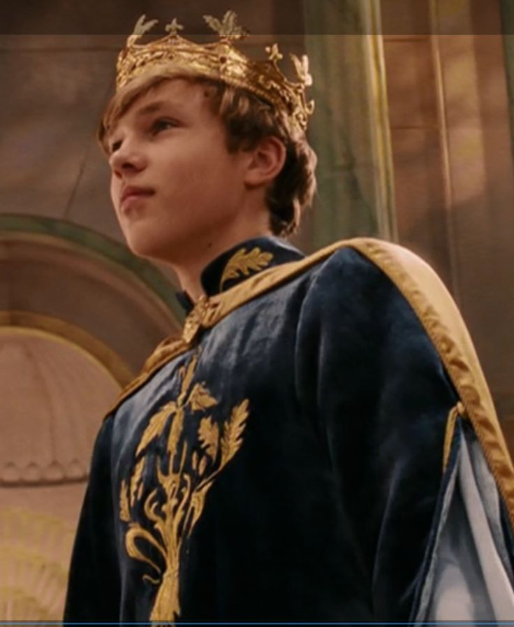 The Lion, the Witch, and the Wardrobe. High King Peter the