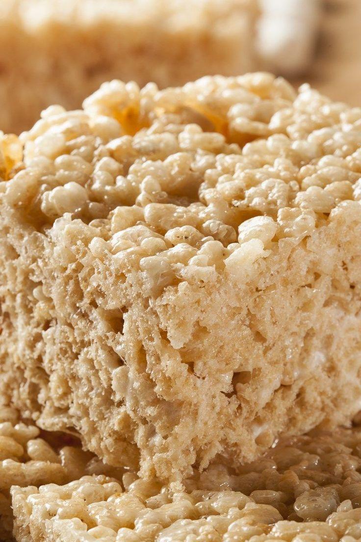 Weight Watchers Marshmallow Crispy Treats (2 Points)