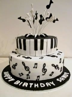 music cakes - Google Search