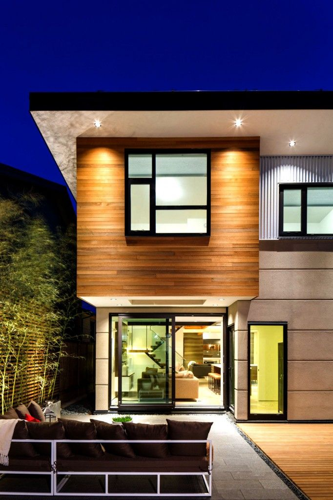 Contemporary 8 Best  Green  Home Design For A Future Luxurious Residential outdorr