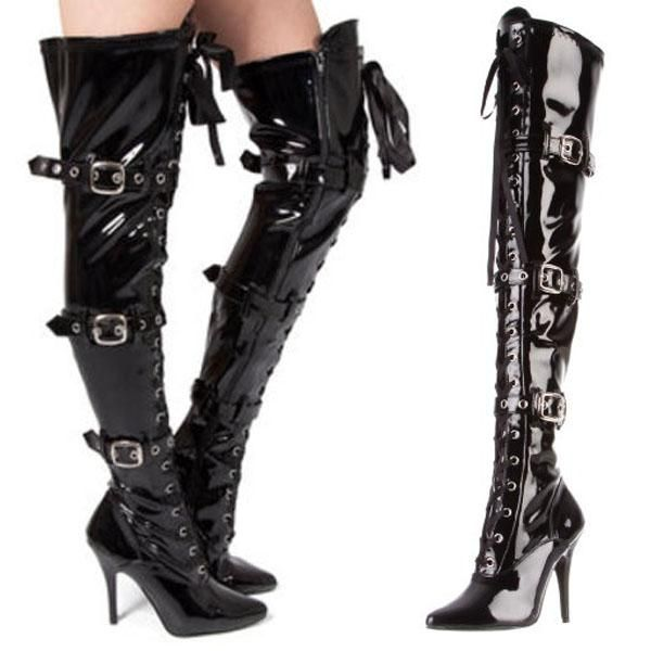 free shipping, $95.48/pair:buy wholesale  extreme high heel women 12cm high heels 5 high-heels white women leather boots,sexy womens thigh high boots sex fetish boots dropshipping pu,rubber,over-the-knee on skyshoes's Store from DHgate.com, get worldwide delivery and buyer protection service.